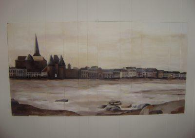 Luik beschildering