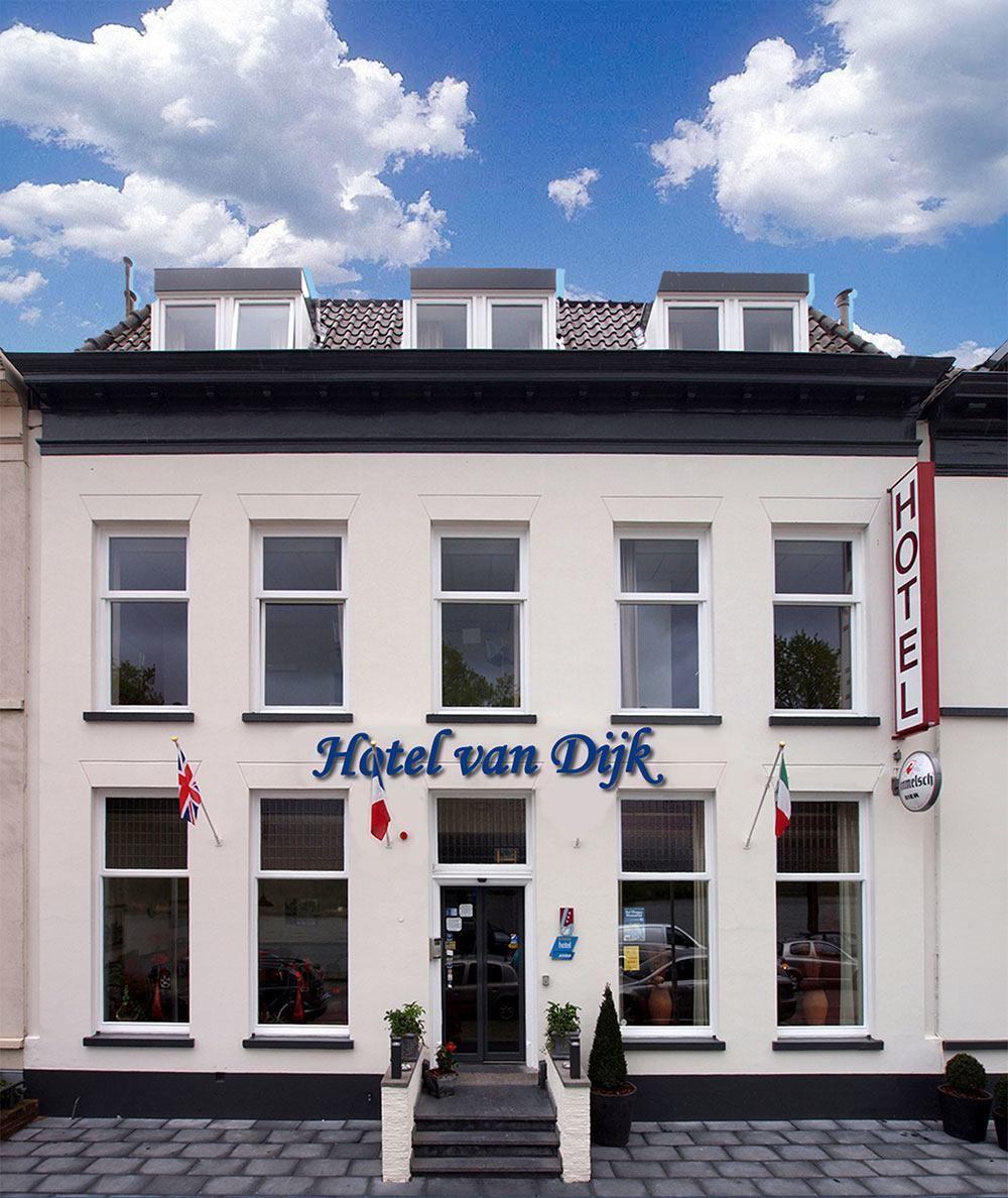 Lounge Hotel van Dijk