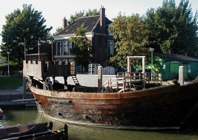 Boot Kampen