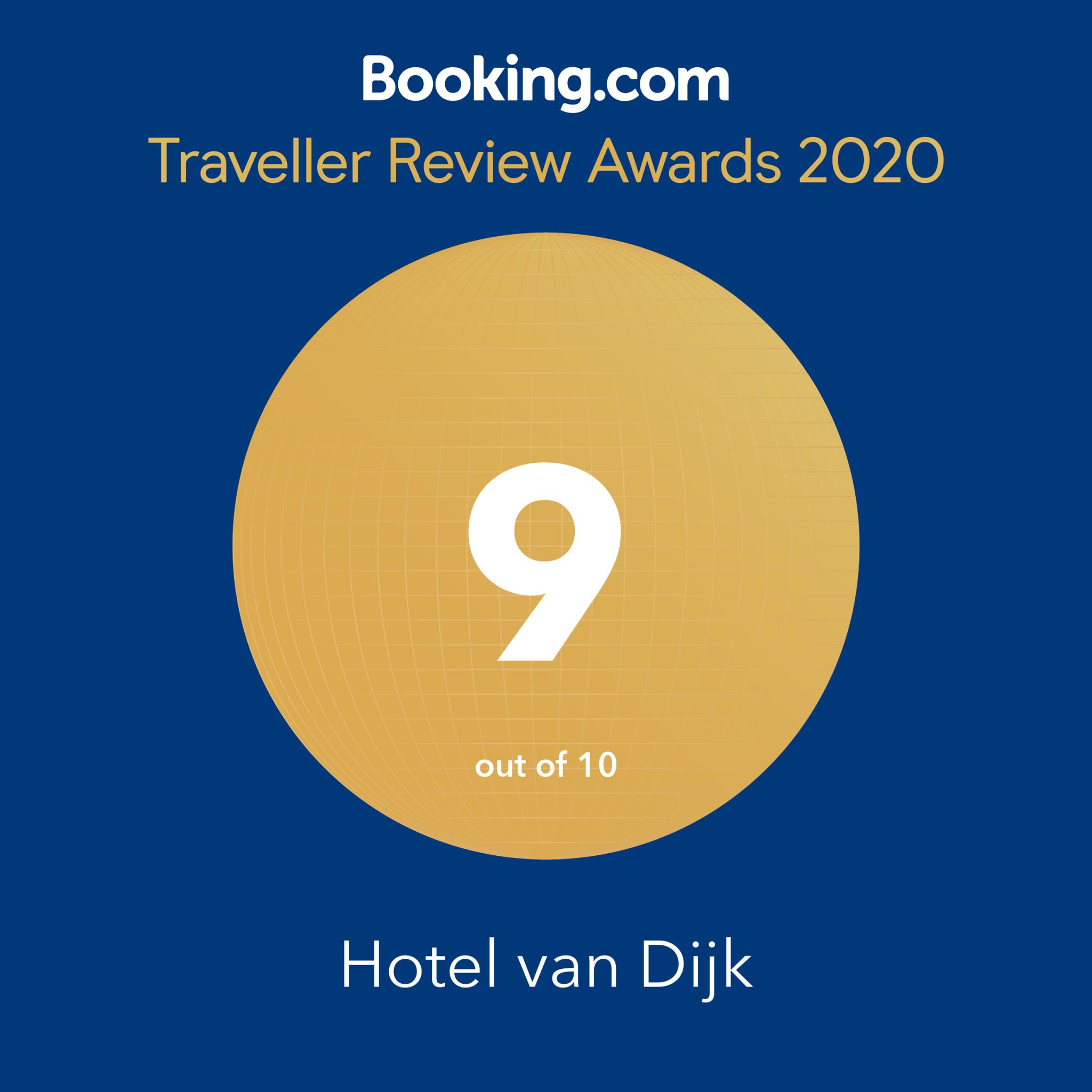 Zoover Hotel van Dijk