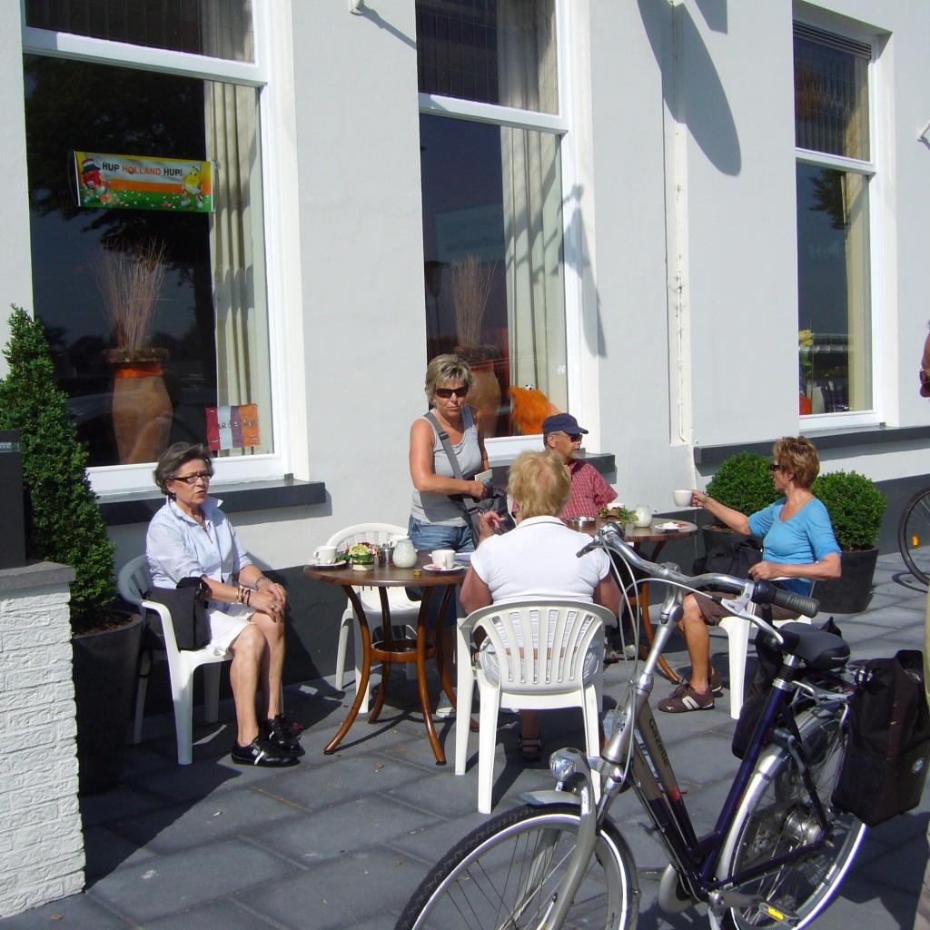 Fietsroute omgeving Kampen